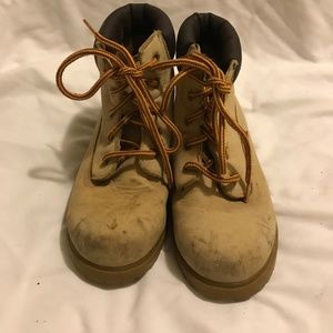 Sperry Topsider work boots